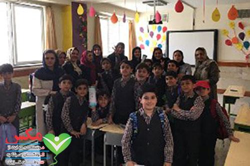 تصویر مدرسه آینده سازان نوین قزوین