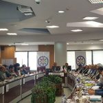 ششمین نشست شبکه ملی تشکلهای مردمی و موسسات خیریه حوزه سرطان ایران در ساختمان کتابخانه مرکزی و مرکز اسناد دانشگاه علوم پزشکی ایران