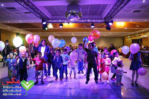 جشن عیدانه عید قربان برای کودکان مبتلا به سرطان